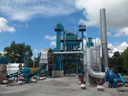 Asphalt Plant Solution in Brunei